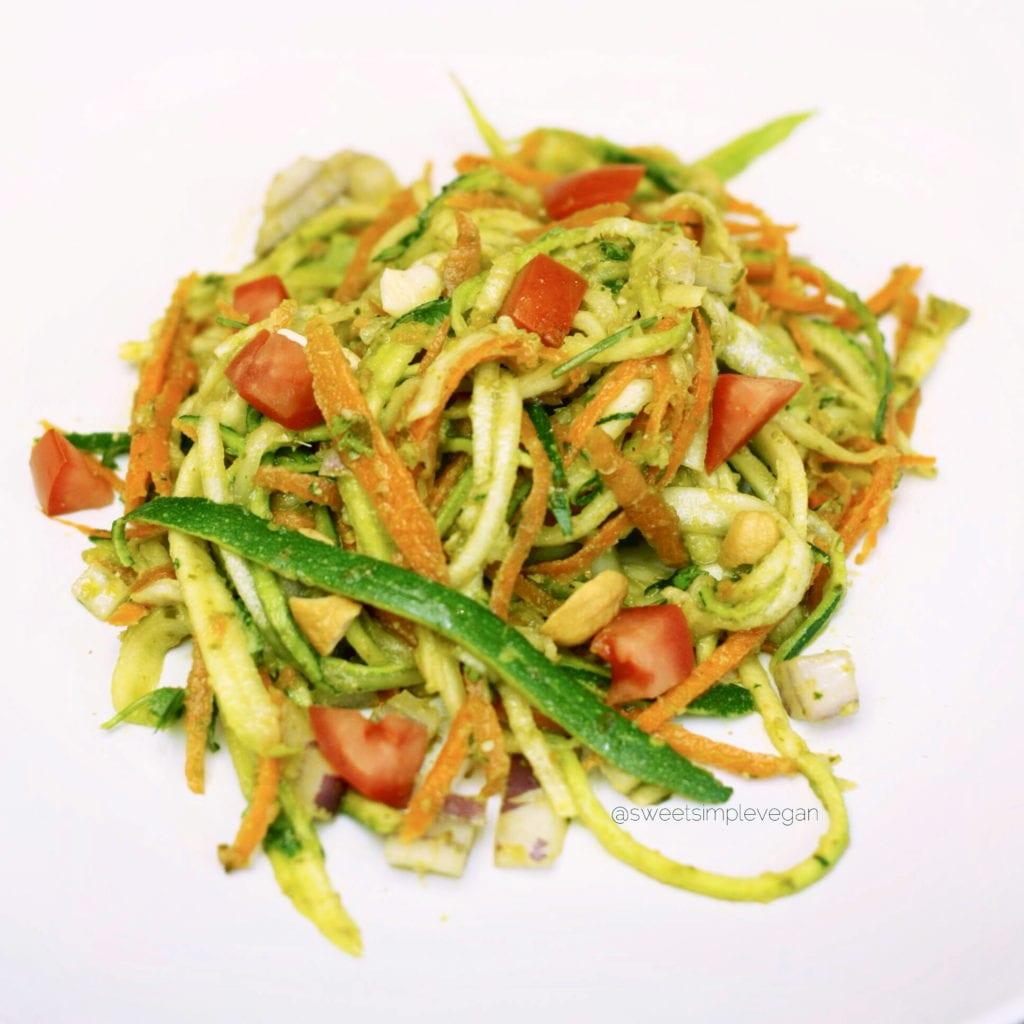 Thai Cilanto Pesto