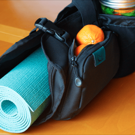Whats in my yoga bag? + Hot Dog Yoga Rollpack® Review