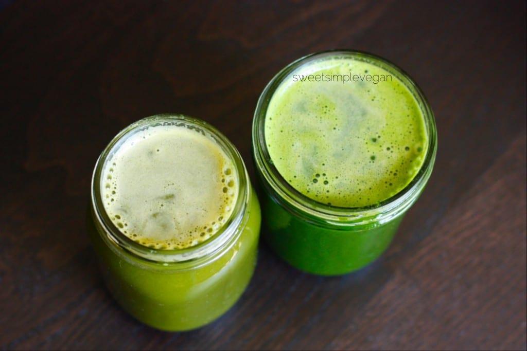 Farmer's Market Green Juice