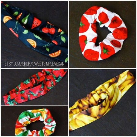 Handmade Fruit and Vegetable Accessories