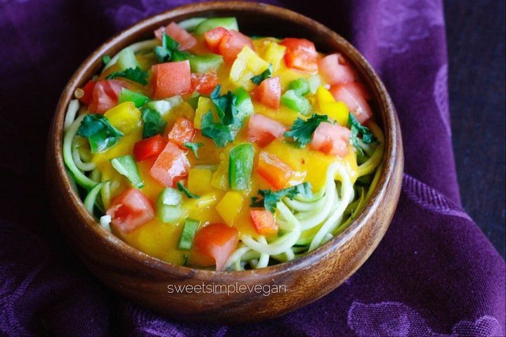 Summer Mango Salad