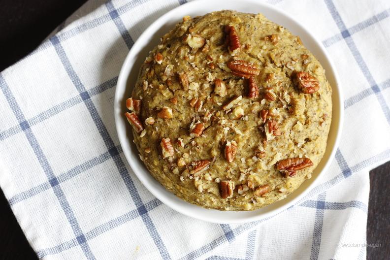 Plantain Chai Nut Bread (gluten-free)