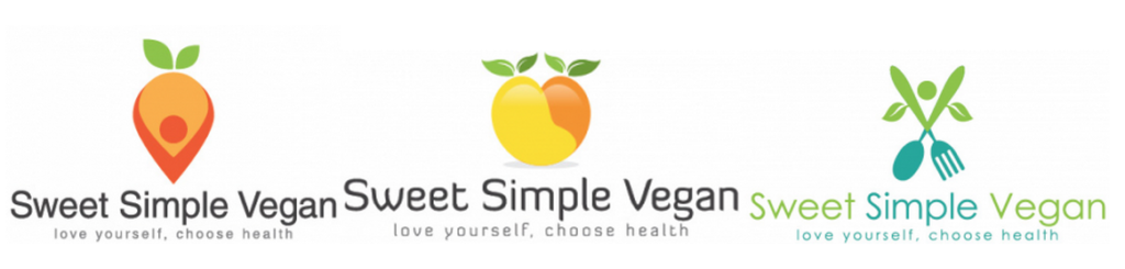 Sweet Simple Vegan Logo Review