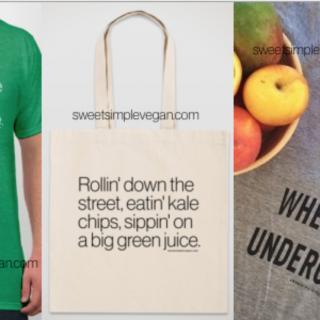 Sweet Simple Vegan Shop Update