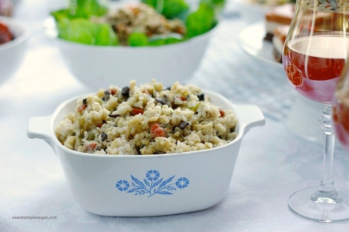 Creamy-Mushroom-Rice
