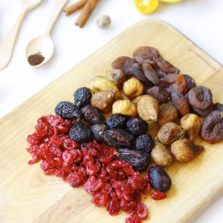 Organic Dried Fruit Compote (Refined sugar-free) + Giveaway