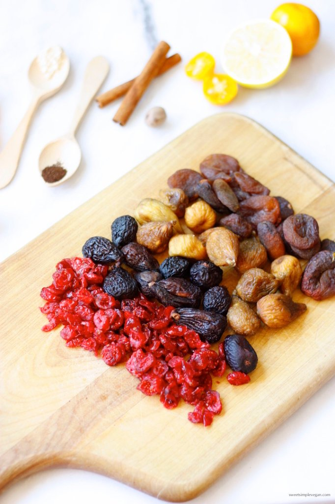 Dried Fruit Compote & Giveaway