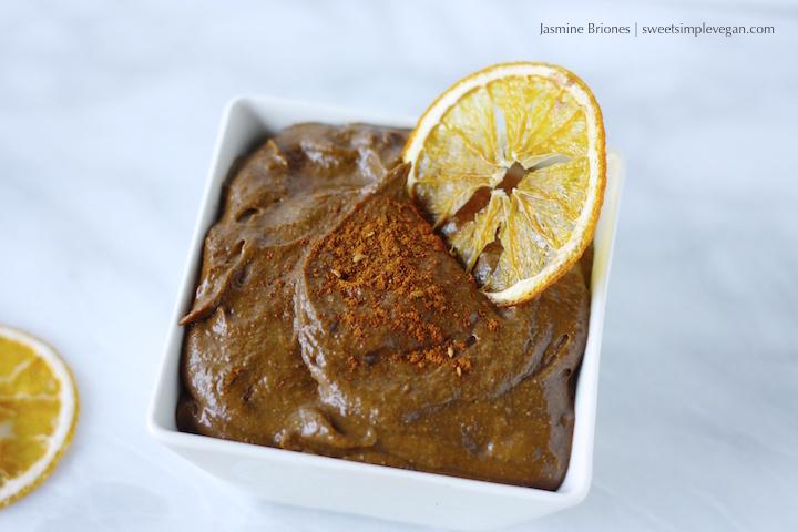 2Healthy Chocolate Dessert Hummus