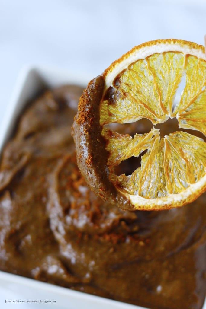 4Healthy Chocolate Dessert Hummus