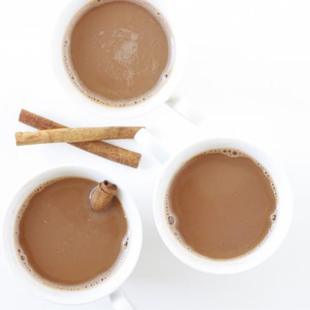 Easy Vegan Superfood Hot Chocolate