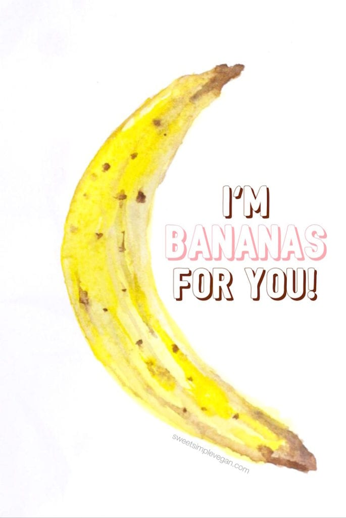I'm Bananas For you