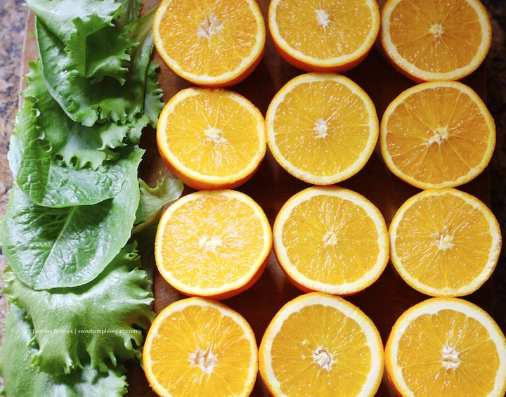 Barley Grass & Orange Juice