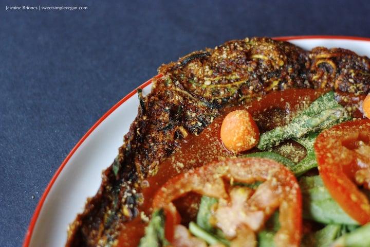 Low fat raw vegan zucchini crust pizza nut gluten free raw pizza88 forumfinder Image collections