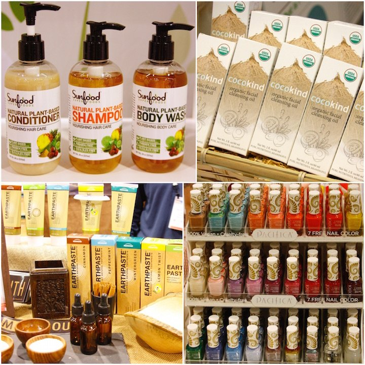 5Natural Product Expo West 2015