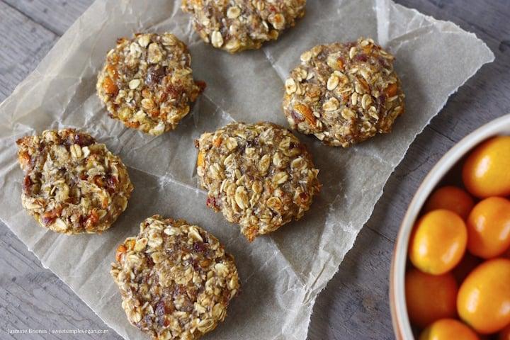 Kumquat Oatmeal Cookies18