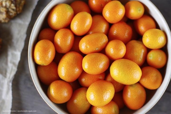 Kumquat Oatmeal Cookies22