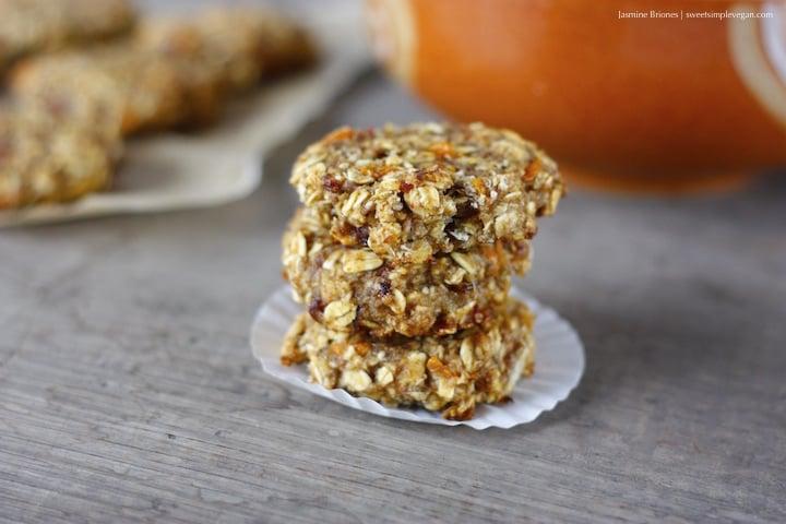 Kumquat Oatmeal Cookies35