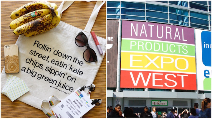 Natural Product Expo West 2015
