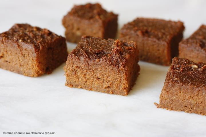 Vegan Sweet Potato Brownies37