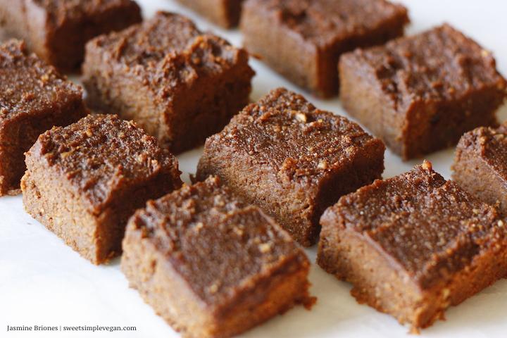 Vegan Sweet Potato Brownies53