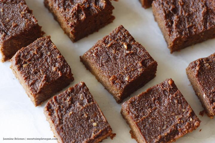 Vegan Sweet Potato Brownies67