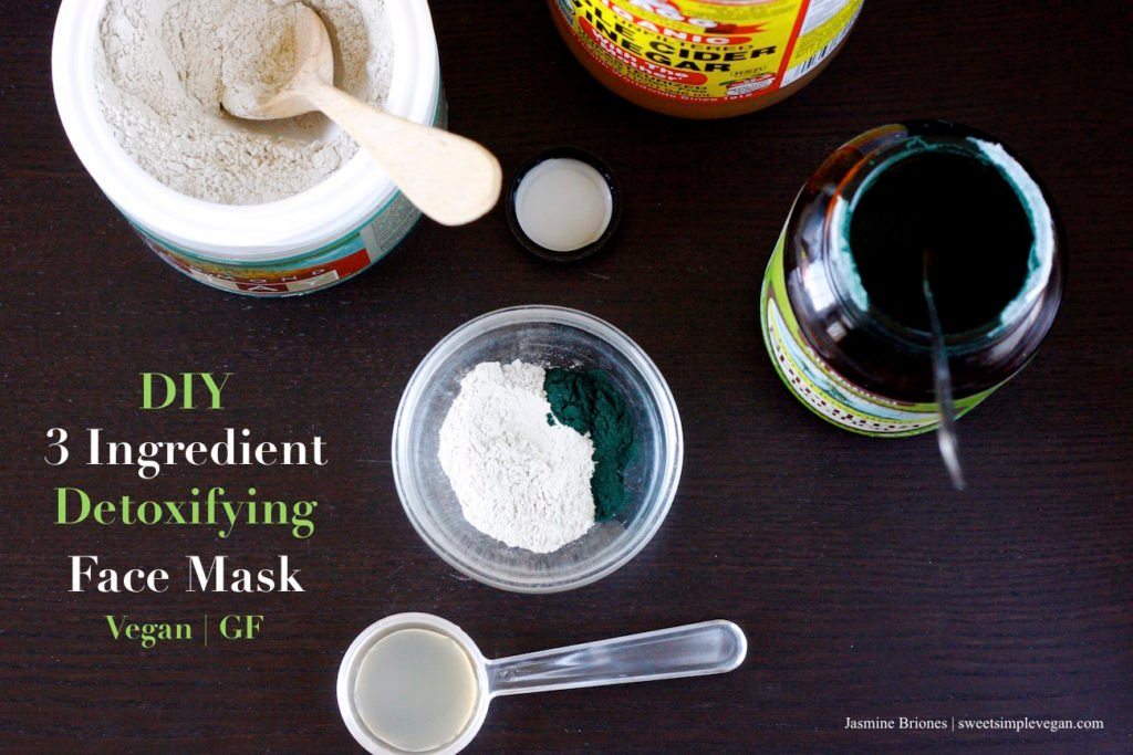Spirulina Bentonite Clay Mask