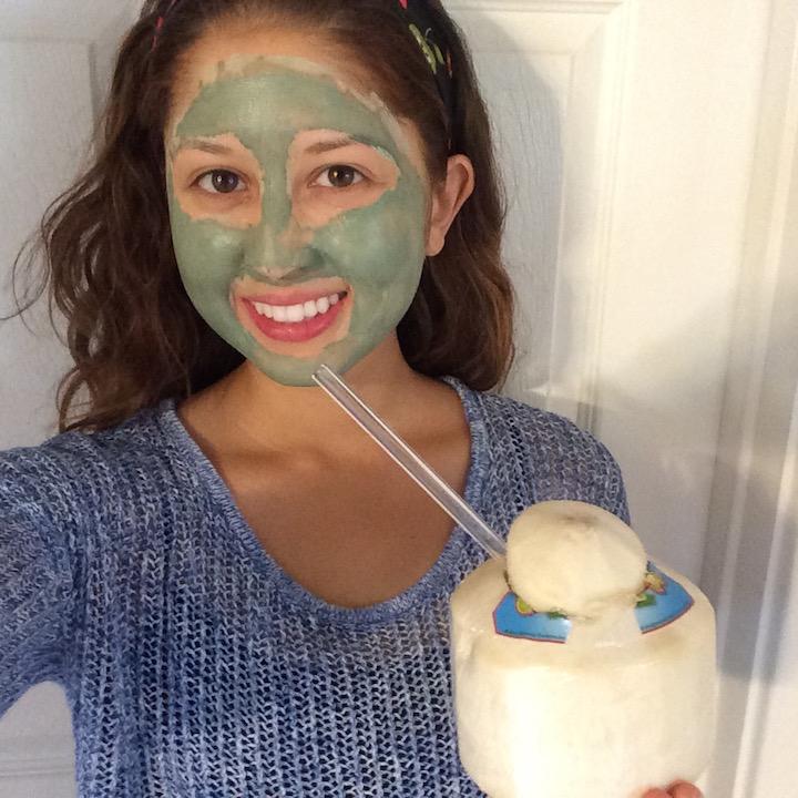 Spiulina Mask Jasmine