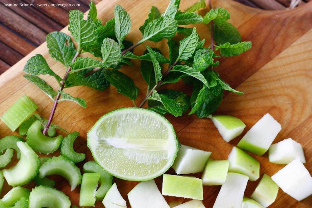 Green Juice Mojito 1