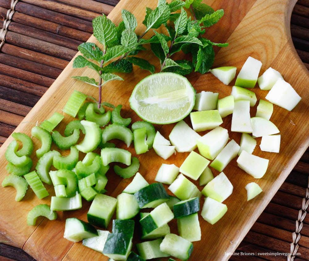 Green Juice Mojito58