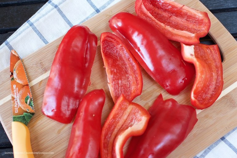 Roasted Red Peppers22