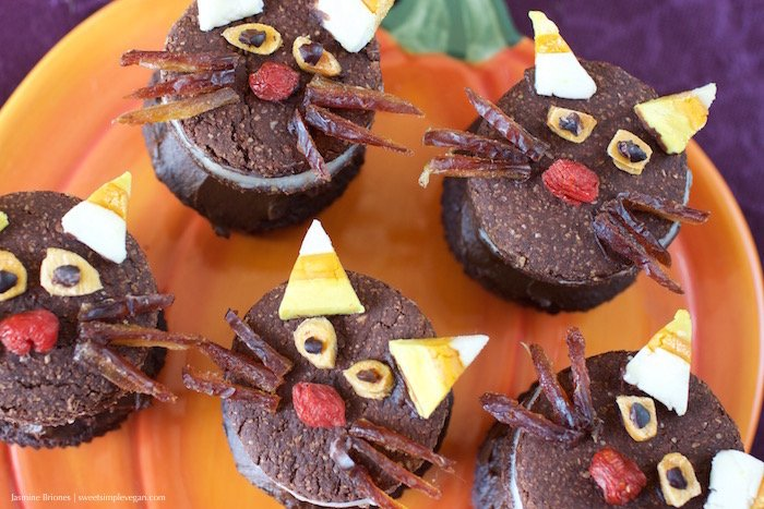 Halloween Oreo Cat Cupcakes29