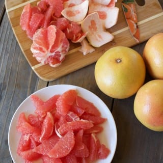 How To Segment A Grapefruit + Video