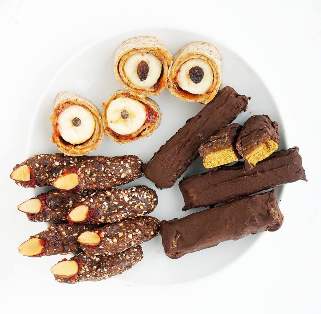 Vegan Halloween Recipes Collab sweetsimplevegan.com