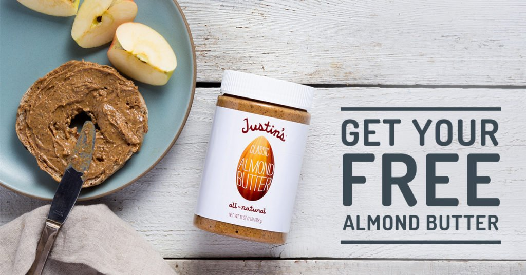 Free Justin's Almond Butter: http://thrv.me/sweetsimplevegan-jalmbutter