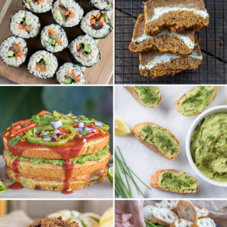 Top 10 Vegan Recipes of 2016 on Sweet Simple Vegan