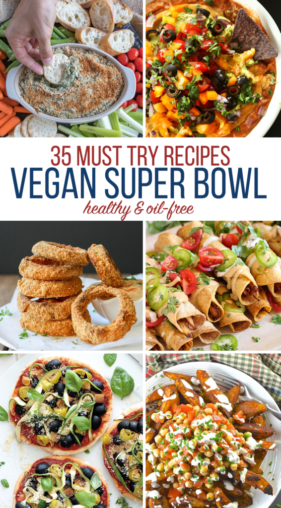 35 must try vegan super bowl recipes healthy oil free 35 vegan super bowl recipes healthy oil free sweetsimplevegan forumfinder Images
