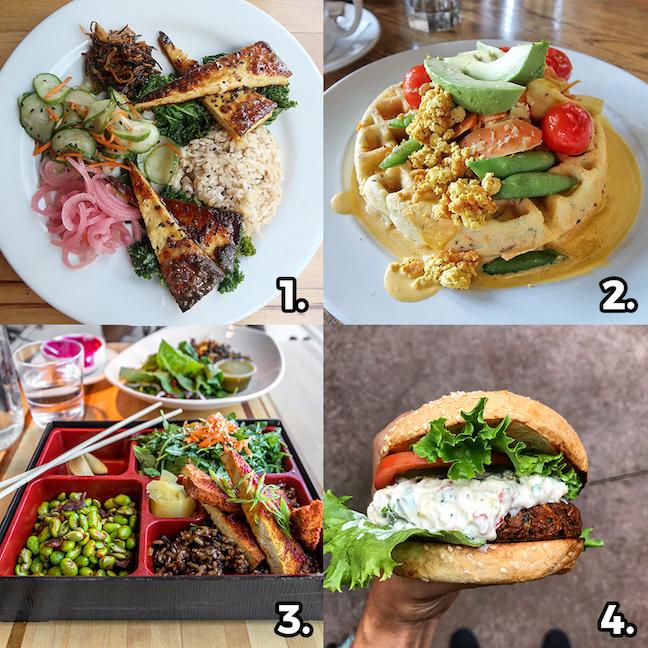 Vegan in Colorado Round Up! 2017 sweetsimplevegan.com #vegan #colorado #vegantravel