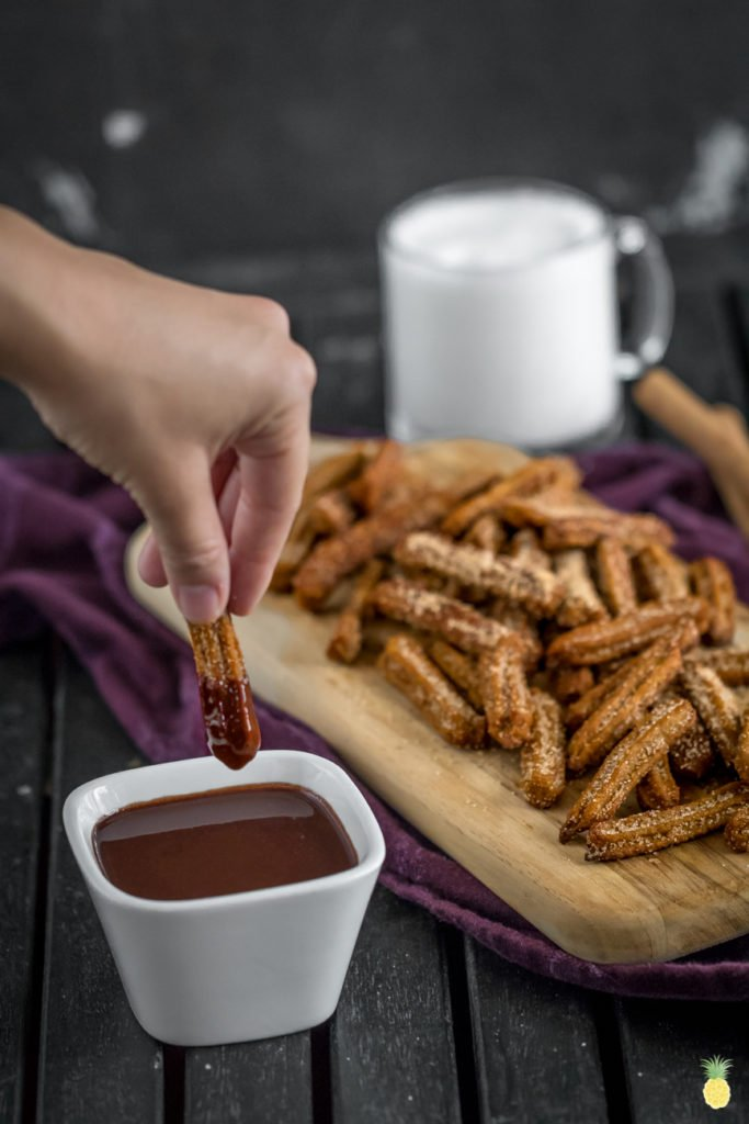 how to make the perfect churros