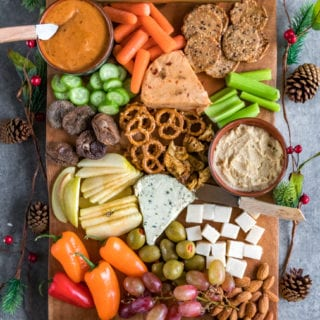 How To Make The Perfect Vegan Holiday Party Platter