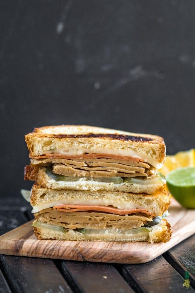 Authentic Vegan Cuban Sandwicheshttp://sweetsimplevegan.com/2017/12/cuban-seitan-sandwiches/
