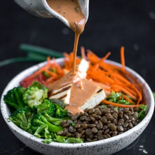 Creamy Chipotle Dressing {healthy & oil-free}