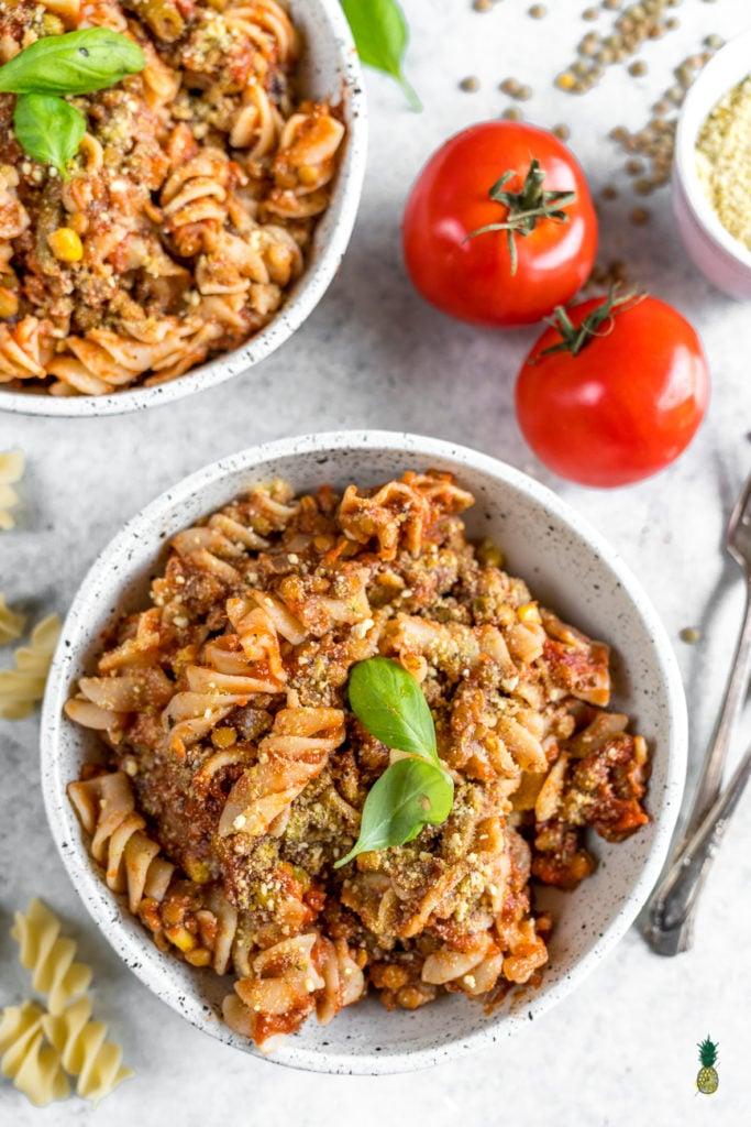 How to make pasta in a rice cooker! Easy & Vegan #ricecooker #onepot #recipehack #vegan #pasta #oilfree #lowfat #healthyvegan #easyrecipe