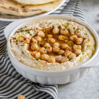 How To Make The Best Hummus At Home