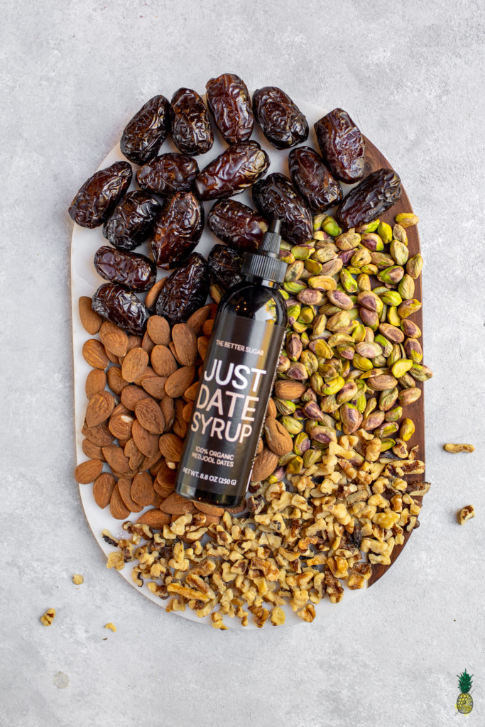 Date Syrup and Nuts