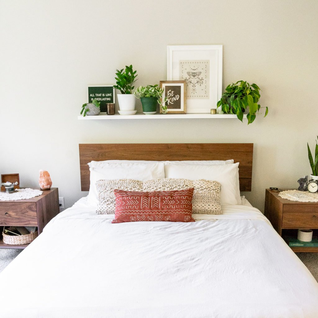 Our newly designed room tour and tips on how to design your room!