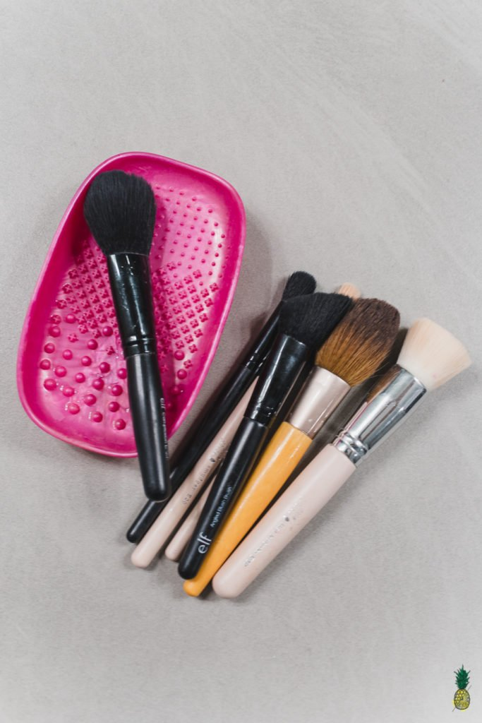 Sweet Simple Vegan Skincare Routine | How To Wash Makeup Brushes