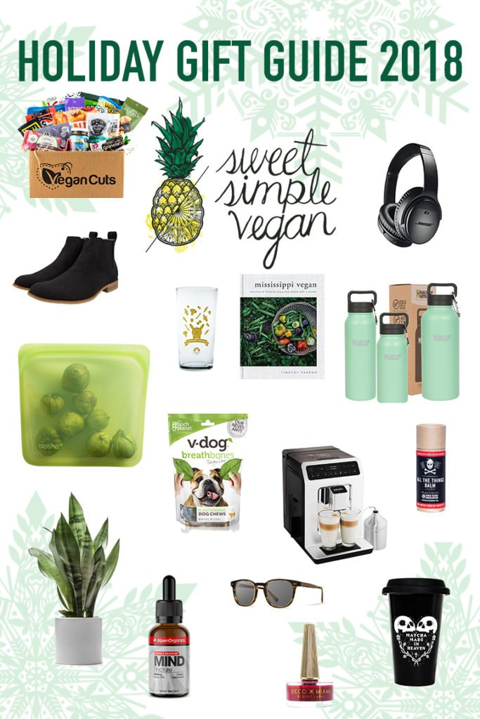Christmas Gifts For Vegans.2018 Vegan Friendly Holiday Gift Guide Sweet Simple Vegan
