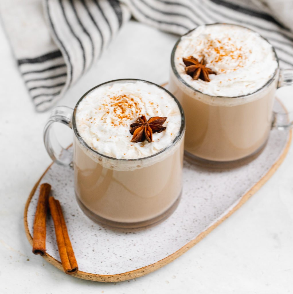 Learn how to make a delicious vegan chai latte at home. Frothy, flavor packed and sweetened with dates, it is a must try! #vegan #sweetsimplevegan #chailatte #chai #cinnamon #anise #cloves #cardamom #easy #homemade #beverage #latte #veganlatte #medjoolLearn how to make a delicious vegan chai latte at home. Frothy, flavor packed and sweetened with dates, it is a must try! #vegan #sweetsimplevegan #chailatte #chai #cinnamon #anise #cloves #cardamom #easy #homemade #beverage #latte #veganlatte #medjoolLearn how to make a delicious vegan chai latte at home. Frothy, flavor packed and sweetened with dates, it is a must try! #vegan #sweetsimplevegan #chailatte #chai #cinnamon #anise #cloves #cardamom #easy #homemade #beverage #latte #veganlatte #medjool