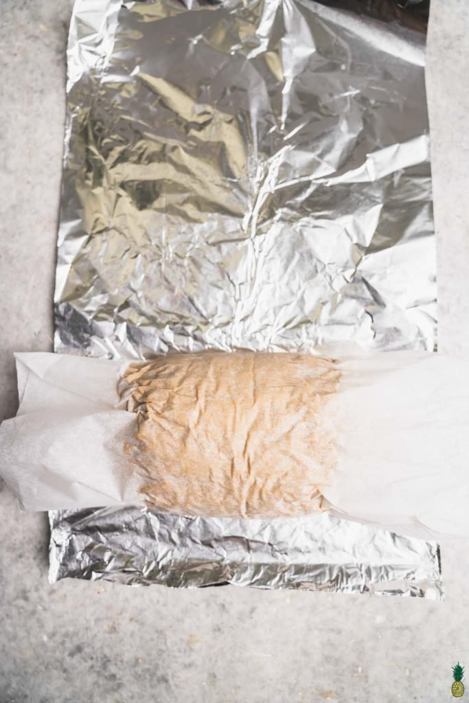Learn how to make homeade vegan deli slices step by step by sweet simple vegan