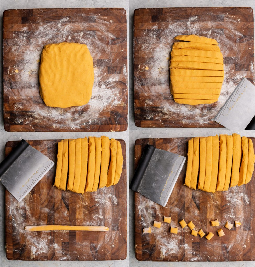 step by step instructions on how to make gnocchi